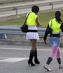 prostitutas callejeras